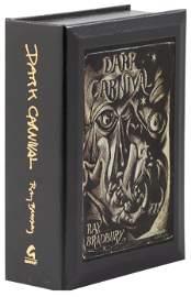 Bradbury's parents copy of 'Dark Carnival'
