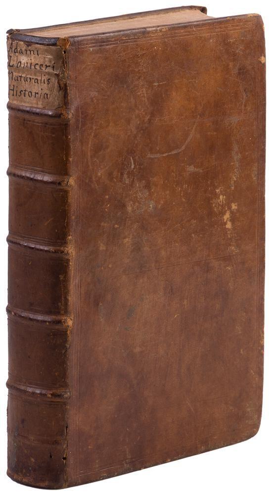 Naturalis historiae opus novum, 1551