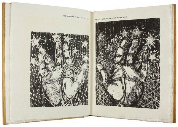 8: Arion Press The Apocalypse, Illus. by Jim Dine