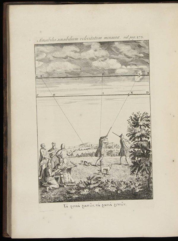 106: Newton's Methods of Fluxions large paper 1736