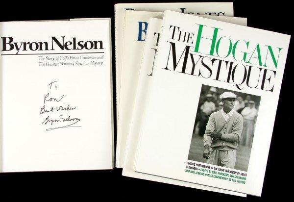 2: 5 large volumes on Hogan & Jones, photography