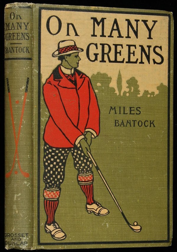 15: On Many Greens: A Book of Golf and Golfers