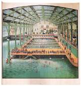 Large color post of Sutro Baths