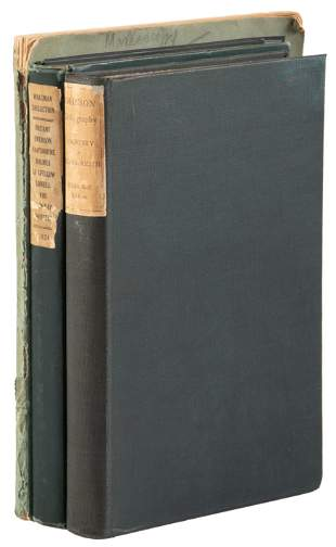 Bibliography & catalogues of English Poetry