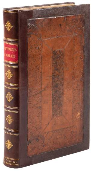 John Dryden, Fables Ancient and Modern, 1700