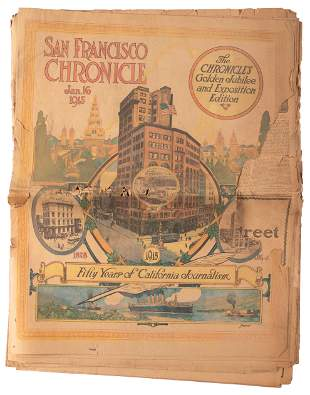The SF Chronicle's Golden Jubilee and Exposition