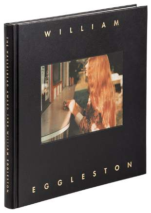 Signed by William Eggleston