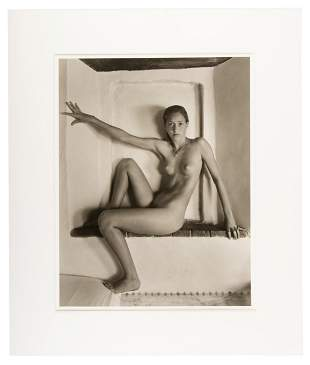 Signed by Jock Sturges, 1/40