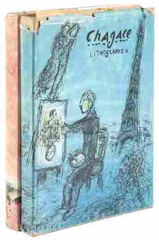 Chagall  Lithographs V and VI