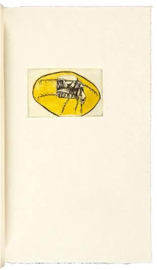 Signed by Leonard Baskin, 1/45
