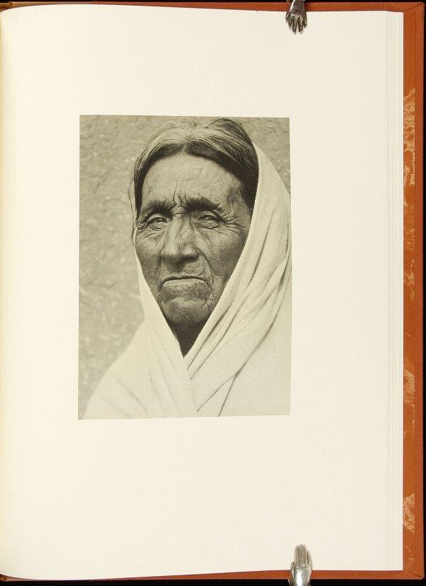8: Ansel Adams - Taos Pueblo - 1 of 950 copies-sgnd