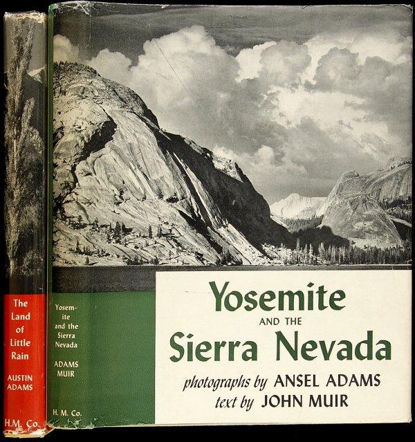10: 2 vols illus with Ansel Adams photography
