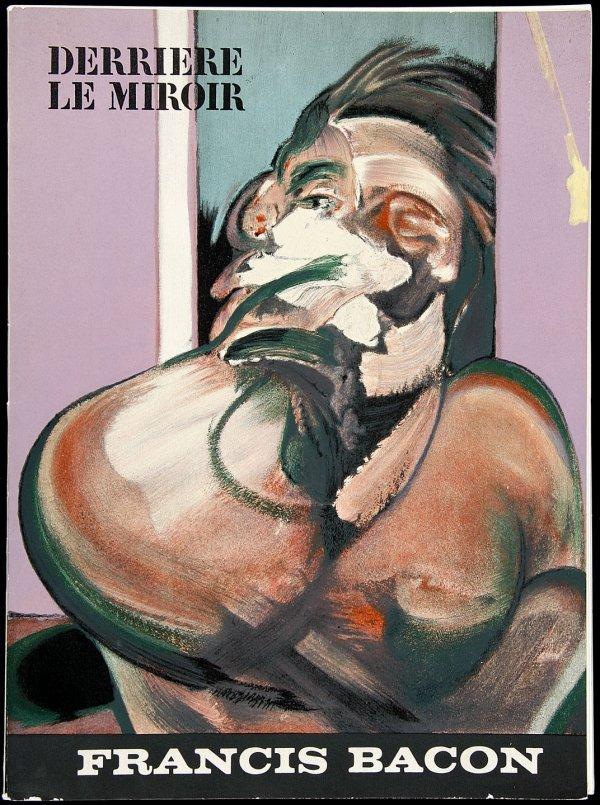22: Derriere le Miroir Francis Bacon 1966