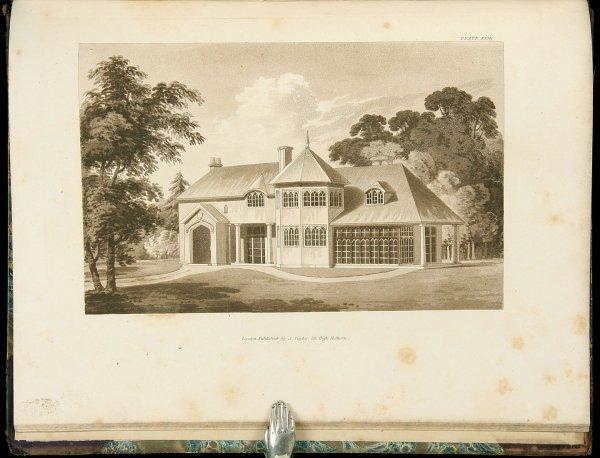 429: Pocock's Architectural Designs 1807