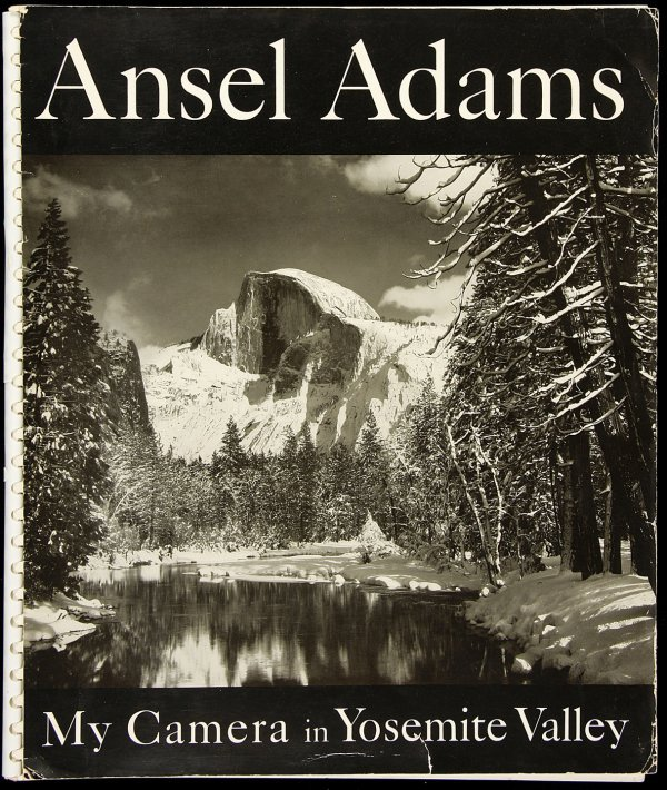 9: My Camera in Yosemite Valley by Ansel Adams