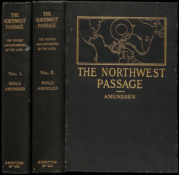 17: Roald Amundsen's North West Passage 1st ed