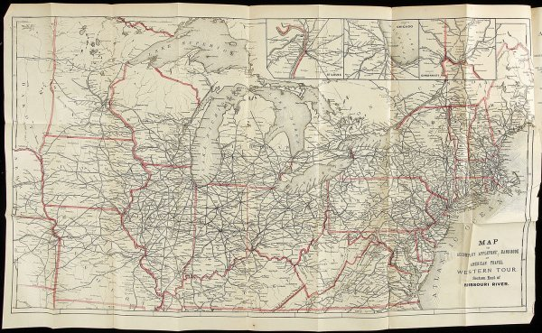 19: Appleton's Hand-Book of American Travel 1873