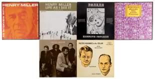 Nine Beat-related vinyl records
