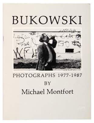 24 photographs Michael Montfort signed by Buk