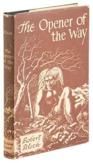 Robert Bloch's first full-length novel