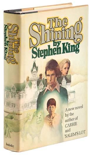 Stephen King The Shining 1st ed