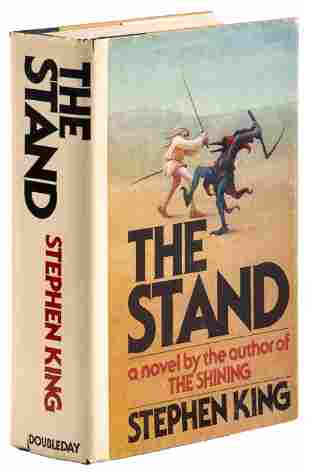 Stephen King The Stand First Edition