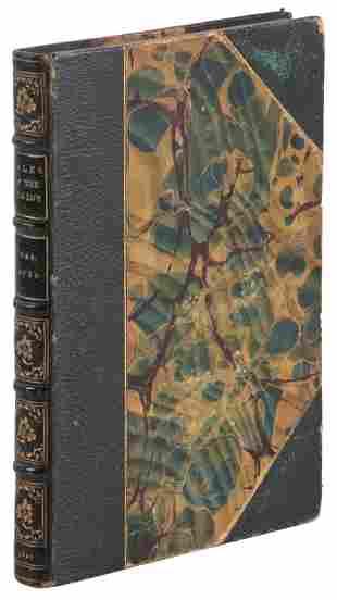 Charles Lever's railroad tramp novel, 1845