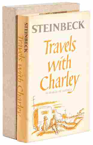 Steinbeck's Travels with Charley, Review Copy