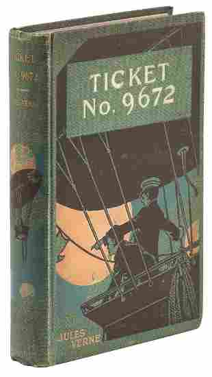 Jules Verne's Ticket No. 9672