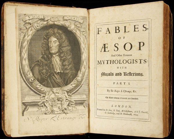 1: Fables of Aesop and other Eminent Mythologists