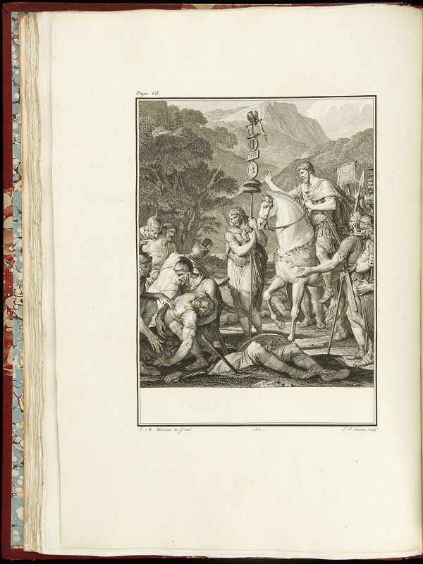 5: Marcus Antoninus reflections 1800 engravings