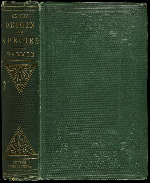 35: Darwin's Origin of Species, 2nd edition