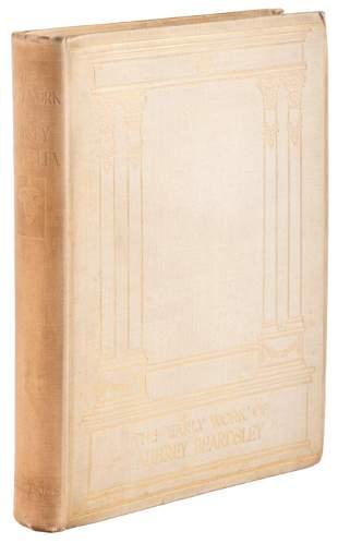 The Early Work of Aubrey Beardsley 1/120 Japan Vellum