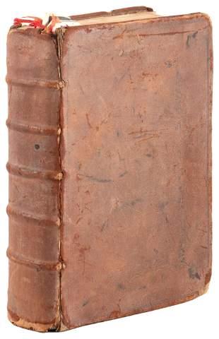 1589 Bible in English Fulke's Refutation