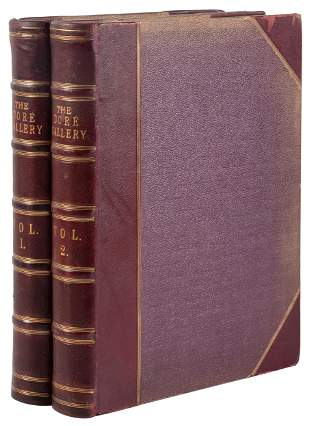With 250 engravings after drawings by Gustav Doré