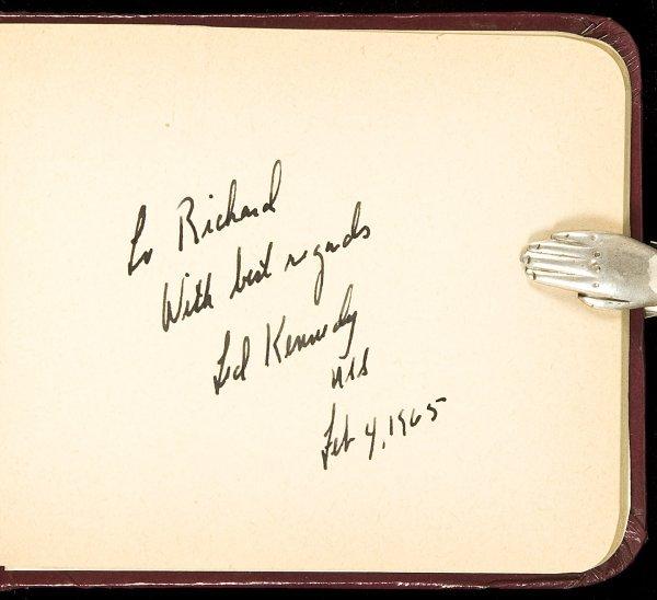 12: Album of political autographs