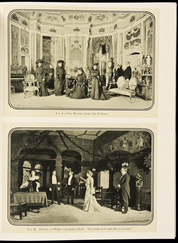 21: Souvenir of Amelia Bingham Stock Co. 1901-02