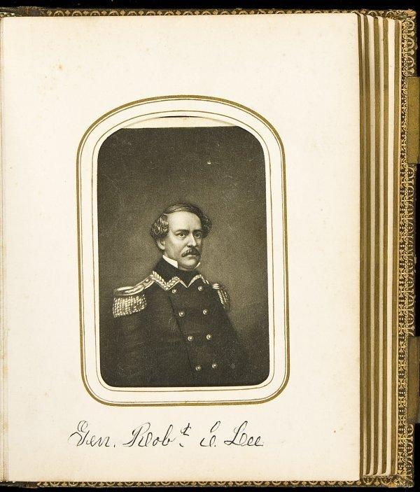 48: 42 cartes-de-visite, most of Confederate Generals