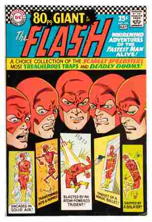 Flash #169* 80 Page Giant * G34