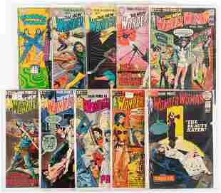 Wonder Woman * Lot of 20 Comics * 1960s-70s