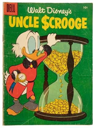 Uncle Scrooge No. 12 * Good/VG * 1956