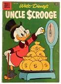 Uncle Scrooge No. 20 * Good/VG * 1958