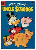 Uncle Scrooge No. 21 * VG * 1958