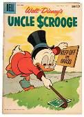 Uncle Scrooge No. 31 * VG- * 1960