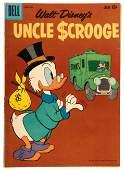 Uncle Scrooge No. 32 * VG * 1960