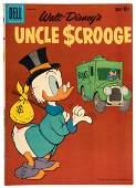Uncle Scrooge No. 32 * VG+ * 1960