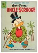 Uncle Scrooge No. 35 * VG * 1961