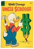 Uncle Scrooge No. 9 * VG- * 1955