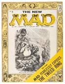 MAD #25 * VG * 1955 * 2nd Magazine Issue