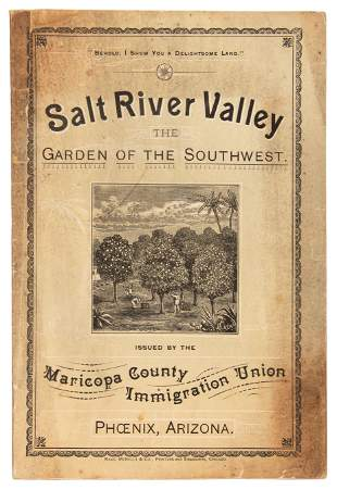Salt River Valley, Garden of the Southwest